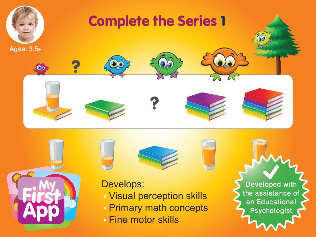 Complete the Series 1