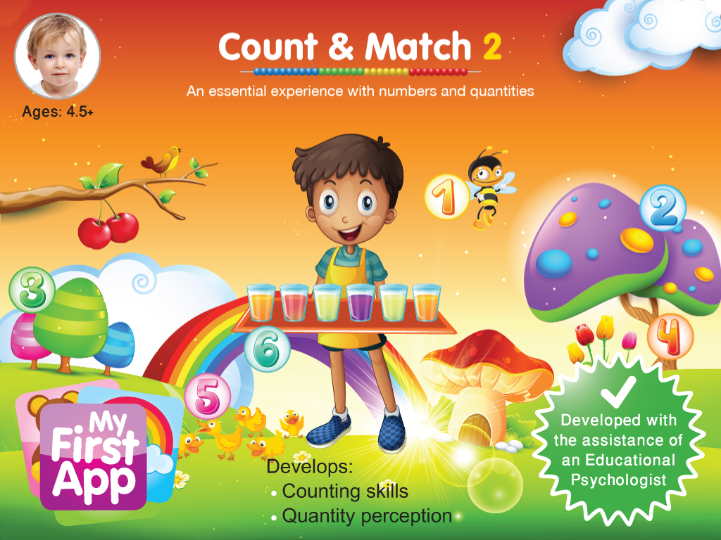 Count & Match 2