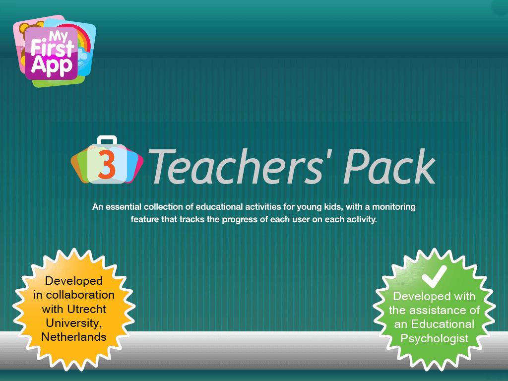 Teachers Pack 3