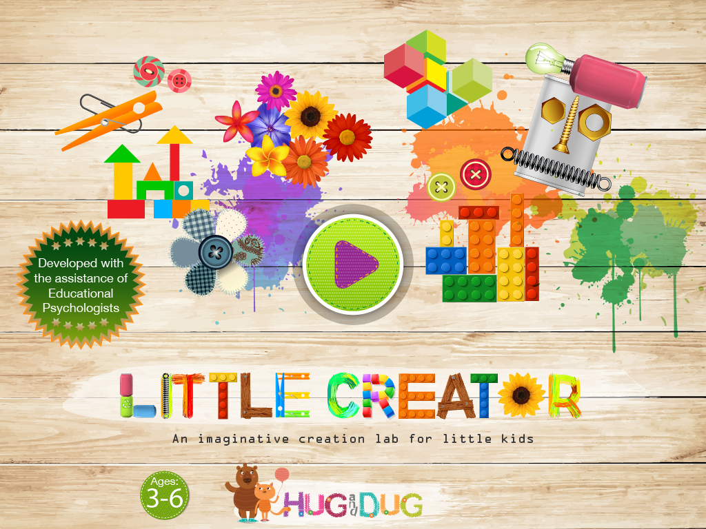 Little creator_opening