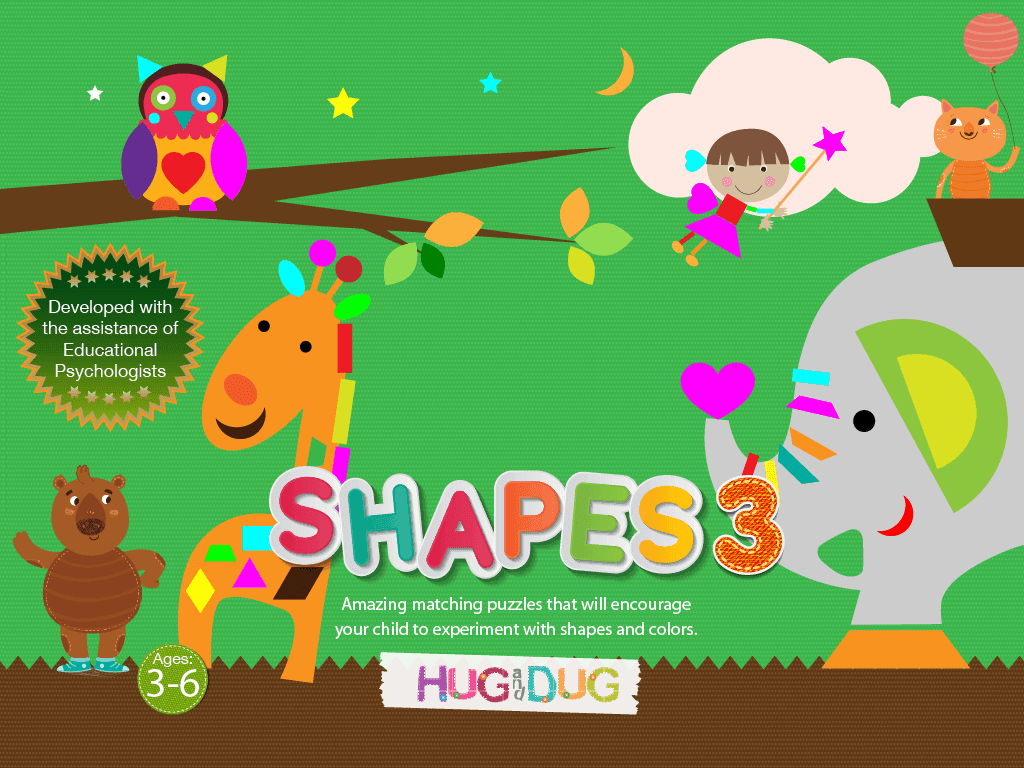 Shapes 3 – My First App